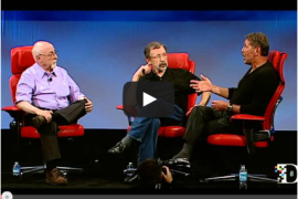 【原文】Steve Jobs Remembered by Larry Ellison and Pixar's Ed Catmull