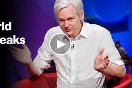 【TED Talks】なぜ世界にWikiLeaksが必要なのか (ジュリアン・アサンジ)