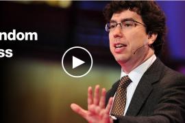 【TED Talks】「親切に支えられたWeb」ジョナサン・ジットレイン