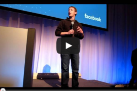 Facebook社主催「Mobile Hack Tokyo」マーク・ザッカーバーグ氏のスピーチ